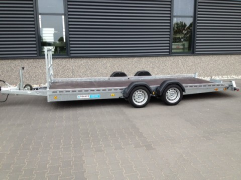 Machine transport aanhanger te koop