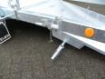 Weijer WPH-S hoogwerker tranporter
