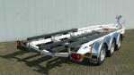 aluminium boottrailer