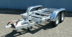 Aggregaat chassis