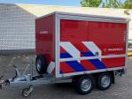 aanhangwagen brandweer