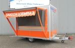 Humbaur verkoopwagen