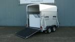 minipaardjes trailer