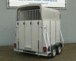 veetrailer voor paarden