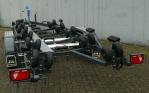 boottrailer aluminium