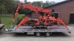 transporter spin hoogwerker