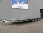 Weijer Autotransporter 720x220cm afgeschuind
