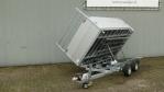 driezijdige kipper aanhangwagen