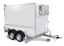 Humbaur koelwagen koelaanhangwagen