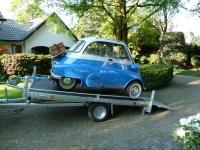 Transporter voor BMW Isetta