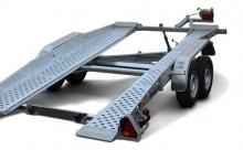 ACTIE Brenderup autotransporter U110