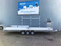 Hulco Medax tridem met speciale opbouw