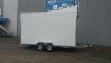 Weijer WG Gesloten bakwagen 3000kg