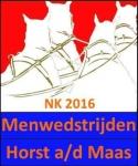 NK vierspan Horst aan de Maas