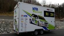 Weijer Rally aanhangwagen