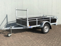 ACTIE Ongeremde bakwagen 225x131cm