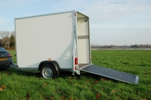 Sirius Kargo trailer G305
