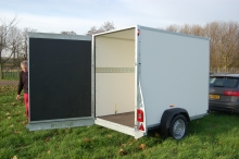 Sirius Kargo trailer G255