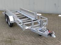Weijer WPH hoogwerker transporter