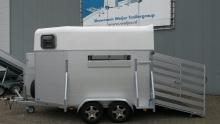 Weijer minipaardjes trailer