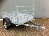 ACTIE Ongeremde bakwagen 225x132cm